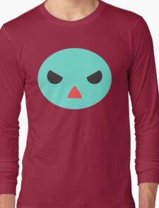 Frowning Candy  Long Sleeve T-Shirt