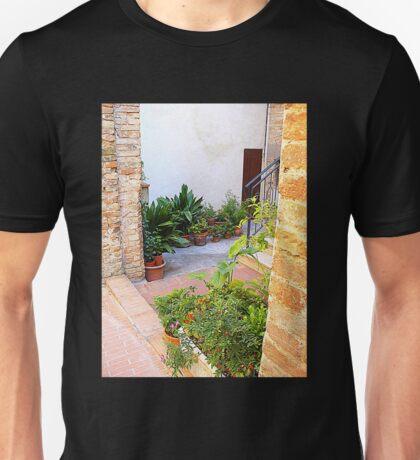 A Tuscan Corner Unisex T-Shirt