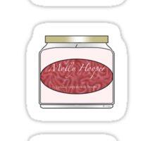 Sherlock Holmes - All candles Sticker