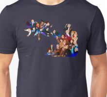 Tripping on Time and Space Unisex T-Shirt
