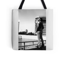 I'll burn this city down...to show you the light Tote Bag
