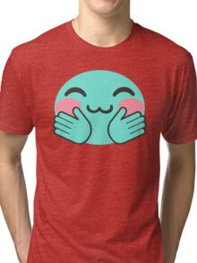 Hugging Candy  Tri-blend T-Shirt