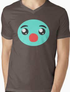 Surprised Candy  Mens V-Neck T-Shirt