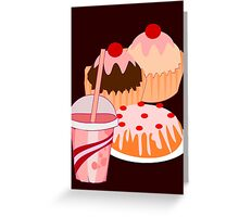 Special goodies (6580 views) Greeting Card
