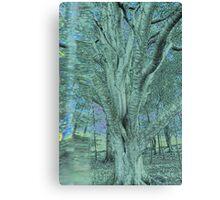Surreal Tree, Variation 2 Canvas Print