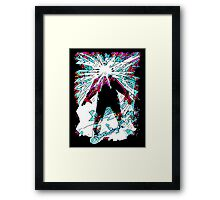 Praise be to the Thing Framed Print