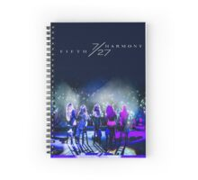 727 TOUR 1. Spiral Notebook