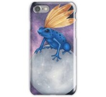 The Frog and the Universe iPhone Case/Skin