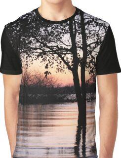 River Harmony Graphic T-Shirt