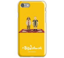 That rug really tied the room together. iPhone Case/Skin