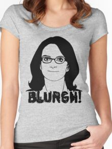 Blurgh! Women's Fitted Scoop T-Shirt
