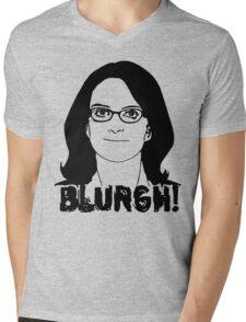 Blurgh! Mens V-Neck T-Shirt