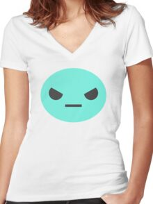 Serious Candy  Women's Fitted V-Neck T-Shirt