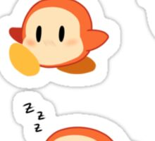 waddle dee Sticker