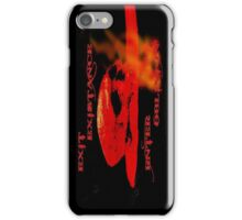 EXIT EXISTENCE - 097 iPhone Case/Skin
