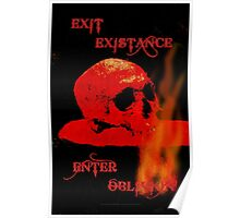 EXIT EXISTENCE - 097 Poster