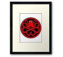 Hank Hydra Framed Print