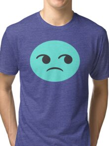 Unamused Candy  Tri-blend T-Shirt
