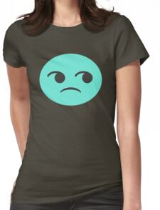 Unamused Candy  Womens Fitted T-Shirt