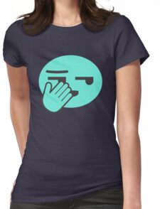 Whisper Candy  Womens Fitted T-Shirt