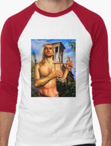 Invocation Men's Baseball ¾ T-Shirt