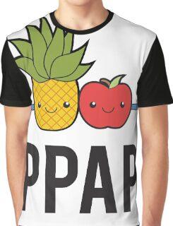 PPAP - Pen Pineapple Apple Pen Graphic T-Shirt