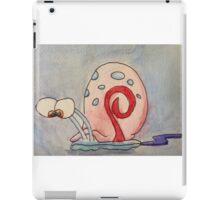 Snail iPad Case/Skin