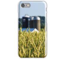 Wheat Farm iPhone Case/Skin