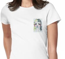 Melanie Womens Fitted T-Shirt