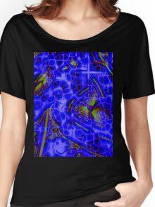 Computer Matrix Women's Relaxed Fit T-Shirt