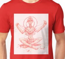 Jewelry Maker Creepy Monster, drawing Unisex T-Shirt