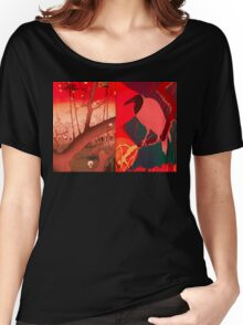 The Worlds are Melding Women's Relaxed Fit T-Shirt