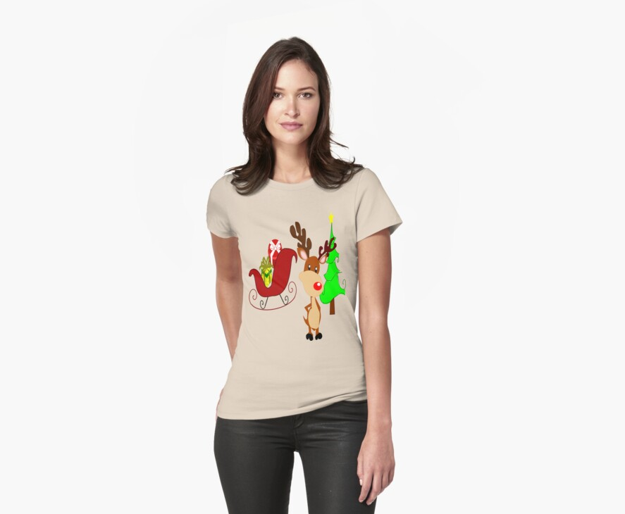 Xmas t shirt ( 1156  Views) by aldona