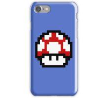 Super Mushroom 8 -BIT iPhone Case/Skin