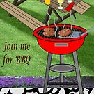 Invitation to a BBQ Party (1293  Views) by aldona