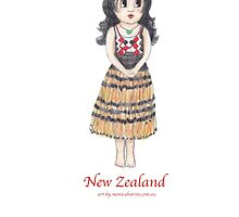 Teresa's doll by Monica Batiste