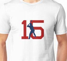 Dustin Pedroia DP15 Unisex T-Shirt