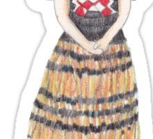 Teresa's doll Sticker