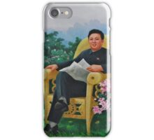 Glorious Leader iPhone Case/Skin