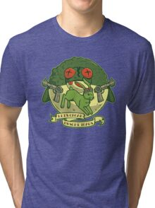 The Righteous Indignation of Captain O'Hare Tri-blend T-Shirt