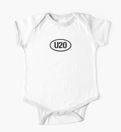 Datsun U20 One Piece - Short Sleeve