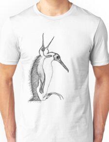 Scary Penguin Unisex T-Shirt