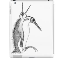 Scary Penguin iPad Case/Skin