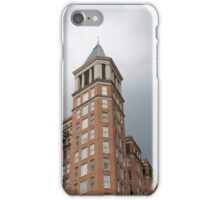 Pastel Themed Building iPhone Case/Skin