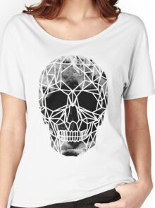 Crystal Skull Infrared Women's Relaxed Fit T-Shirt