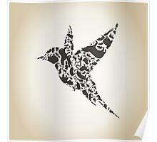 Bird an animal Poster