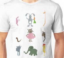Cartoon film an animal Unisex T-Shirt