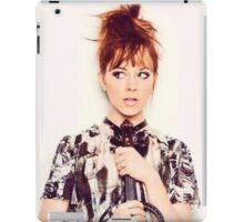 Hot string iPad Case/Skin