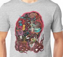 The Octopus Project: Squidtastic Unisex T-Shirt