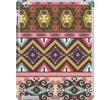 Ethnic colorful pattern with arrows iPad Case/Skin